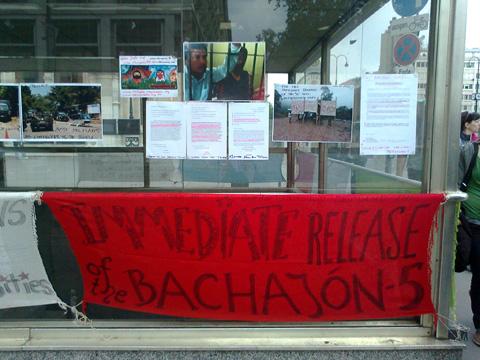 5 Días MÁS de Acción Mundial por los 5 de Bachajón