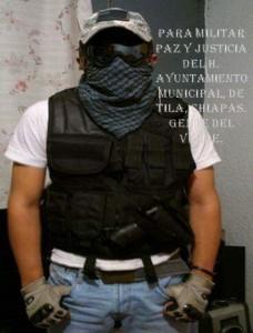 Paramilitar de Tila (2015)