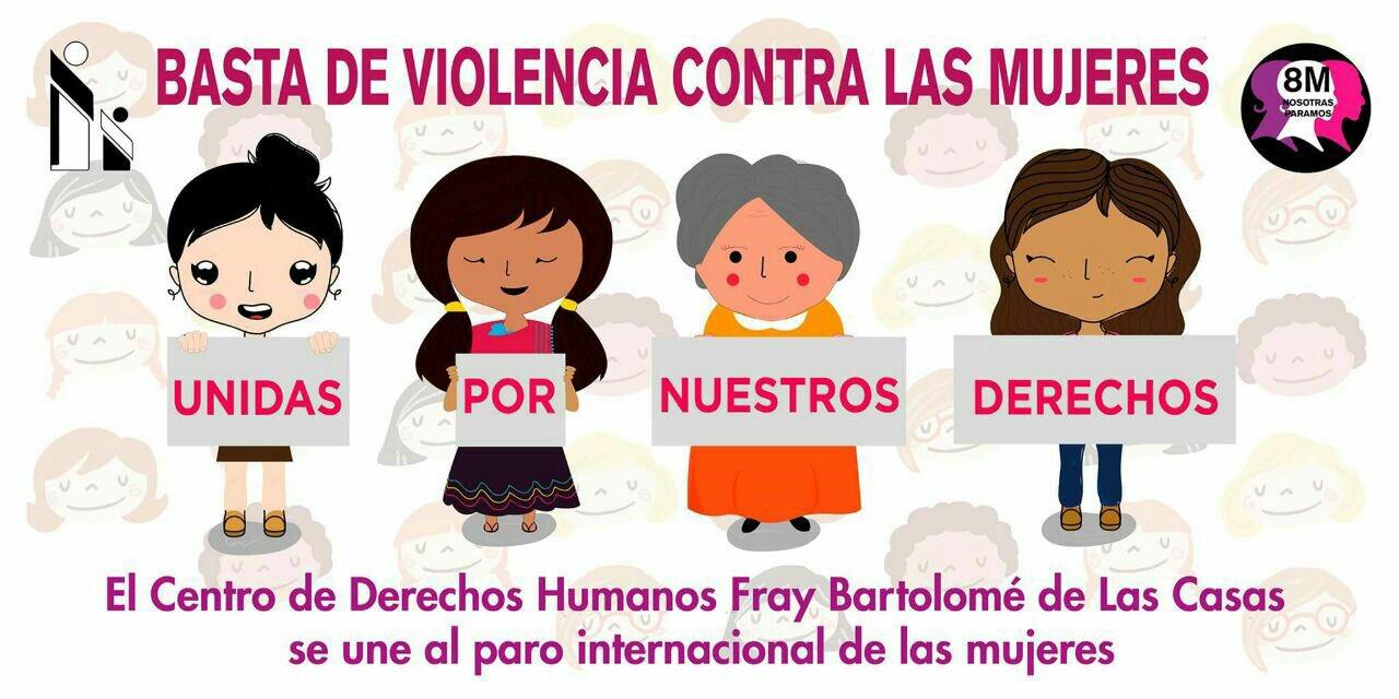 Frayba D 237 A Internacional De La Mujer Basta De Violencia Contra Las Mujeres Radio Zapatista