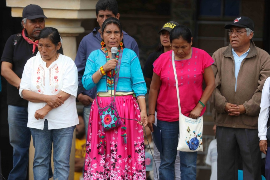 Patricia Concejala Marichuy Tehuacán_ Daliri Oropeza