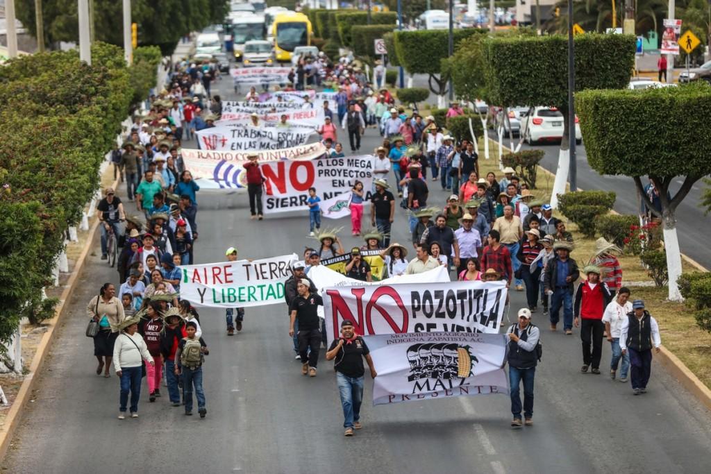 marcha 3 Marichuy Tehuacán_ Daliri Oropeza