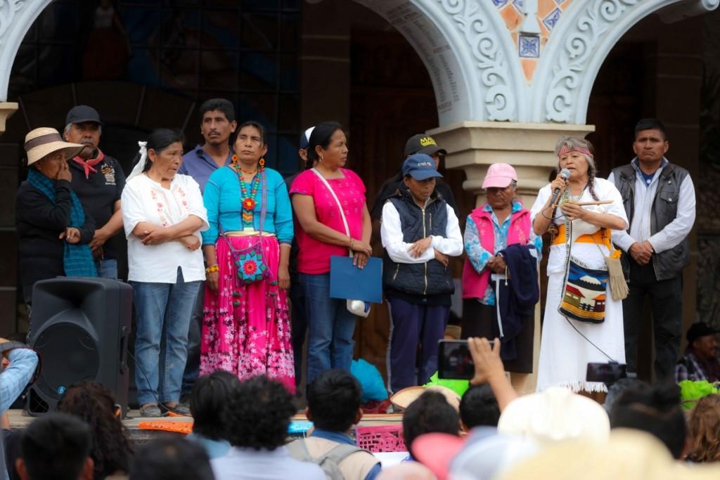 mitin 2 Marichuy Tehuacán_ Daliri Oropeza