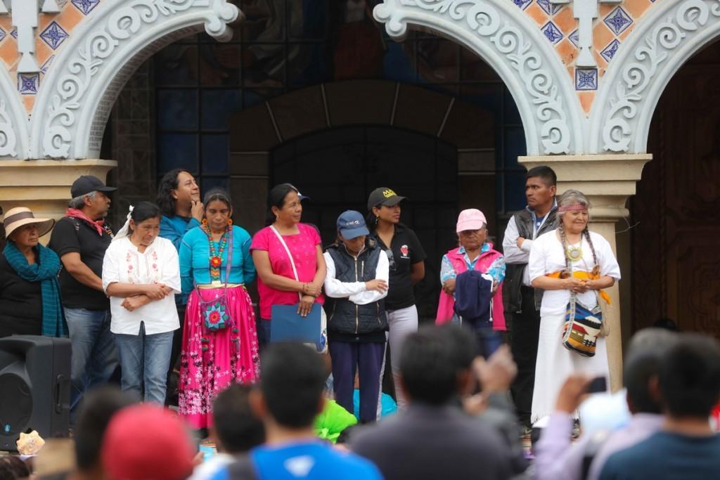 mitin Marichuy Tehuacán_ Daliri Oropeza