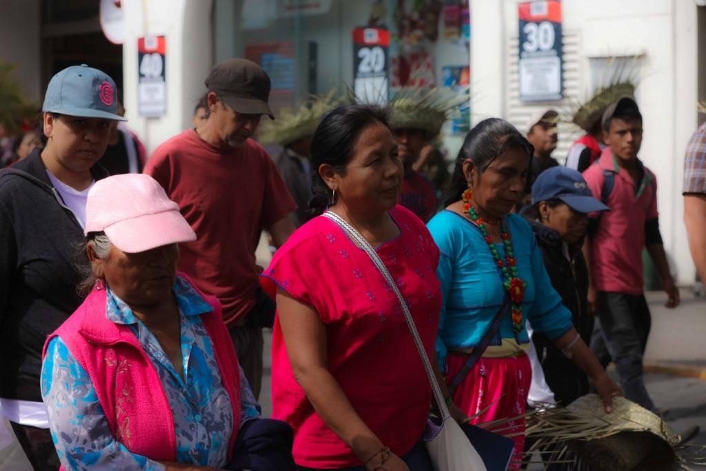 tranquila Marichuy marcha Tehuacán_ Daliri Oropeza