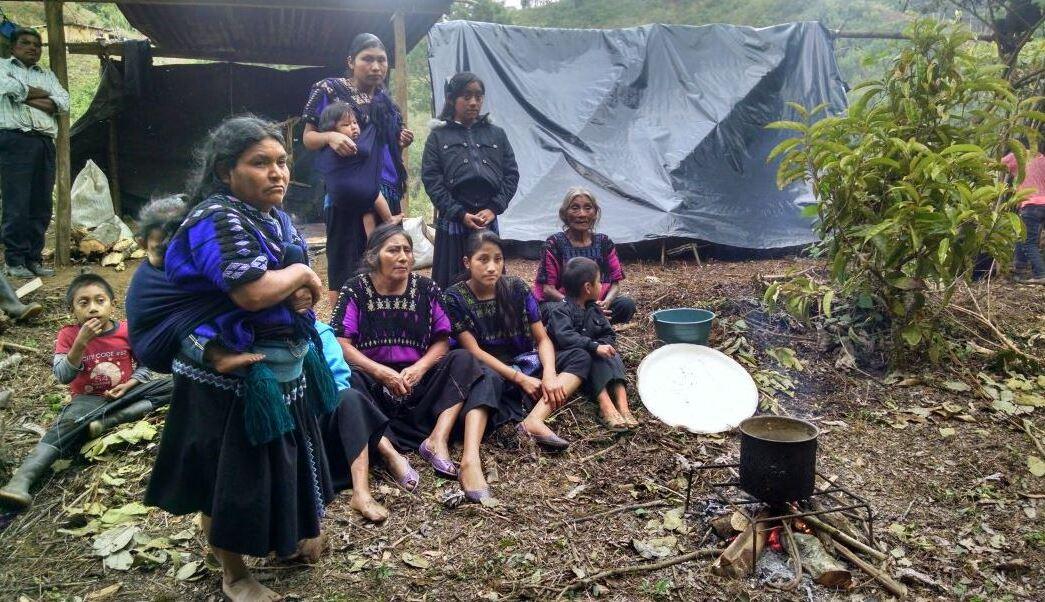Descartan regresar 983 familias expulsadas de Chalchihuitán; nos atacarán de nuevo II