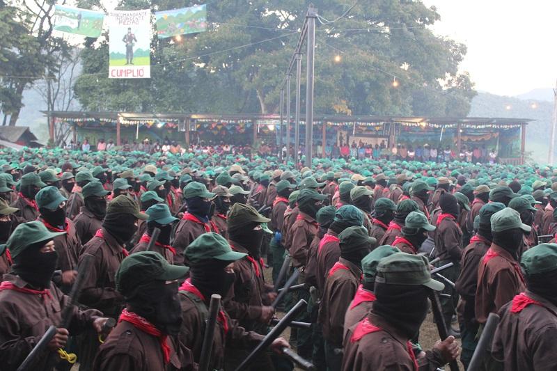 Risultati immagini per EZLN