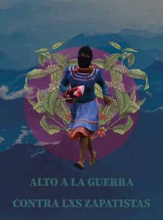 La Otra Europa denuncia responsabiliza a AMLO por la guerra abierta contra el EZLN y las comunidades zapatistas